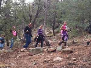"Dale Ball Day Celebration: Take a Kid for a Hike! @ Sierra del Norte Trailhead (The ""Corral"") 