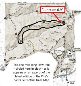 Flow Trail Map with JCT 6 point 9