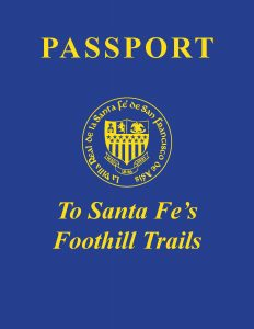 Passport to Santa Fe_s Trails Cover Page