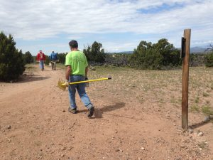 La Tierra Trails Work Day @ Meet at Dog Park Playground Parking Lot (Frank Ortiz Park) | Santa Fe | New Mexico | United States