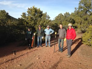 Dale Ball Trails Work Day @ Cerro Gordo Trailhead | Santa Fe | New Mexico | United States
